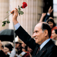 François MITTERRAND en 1981
