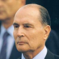 François MITTERRAND en 1988