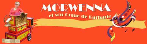 Morwenna et son orgue de barbarie