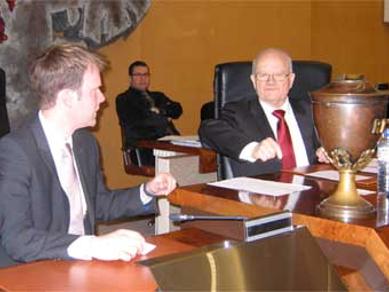Marc HERVE et Maurice JANNIN