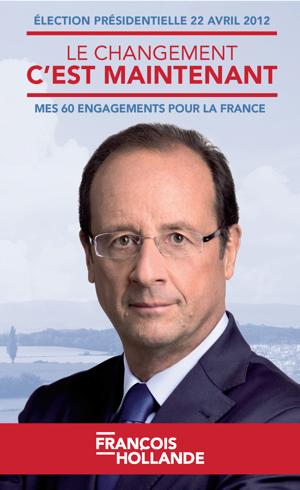 Le Projet Présidentiel de François Hollande