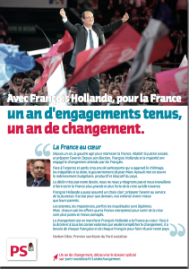 Campagne - 1 an de changement